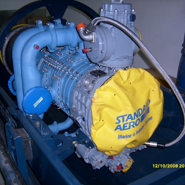 Gas Engine Driven Generators
