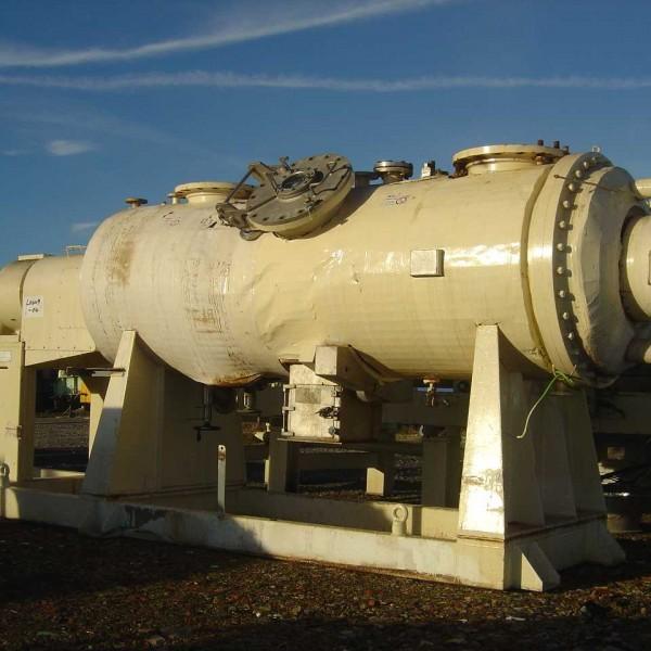 Cylindrical Rotary Vacuum Dryers