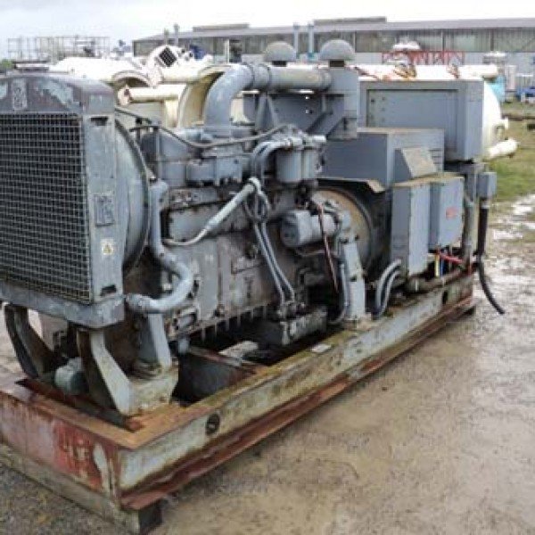 Diesel Driven Generators