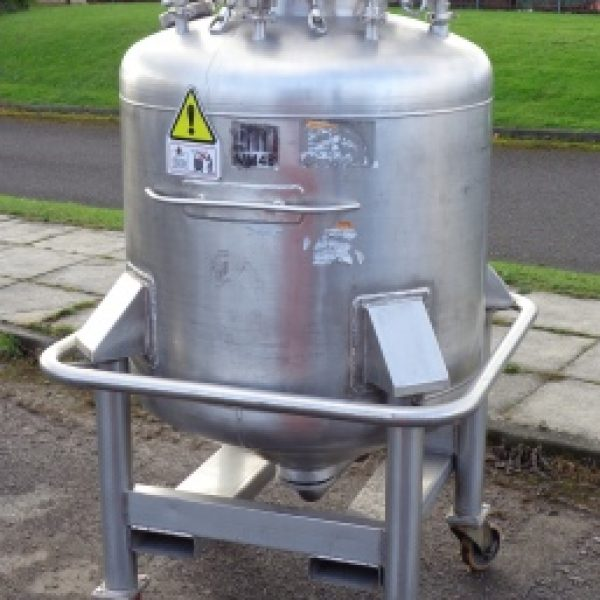 Stainless Steel Tanks Europe 0 - 4,999 Litres